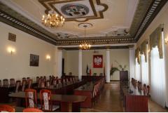 Miniatura zdjęcia: Sala Posiedzeń