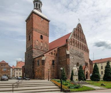 Zdjęcie obiektu turystycznego: Kościół pw. WNMP