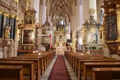 Miniatura zdjęcia: Wnętrze Kościoła pw. WNMP