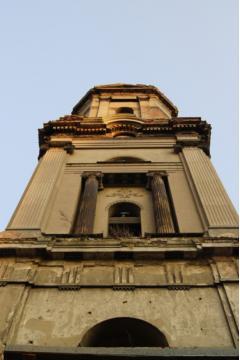 Miniatura zdjęcia: Wieża kościoła poewangelickiego
