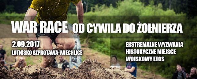 Ilustracja do informacji: Militarny bieg z przeszkodami w Szprotawie. Zapisz się dzisiaj