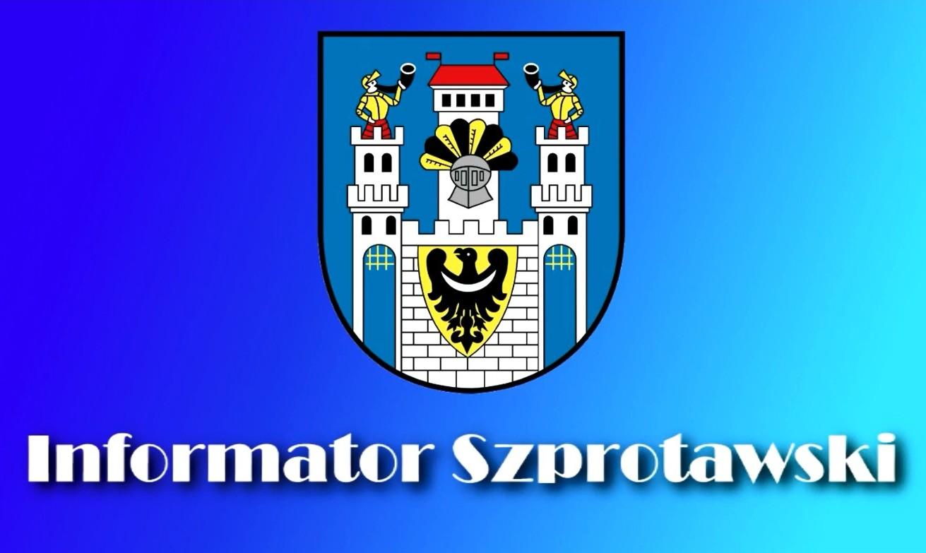Ilustracja do informacji: Informator Szprotawski