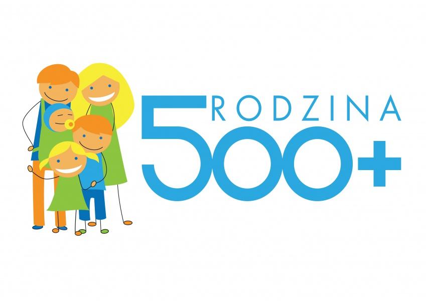 Ilustracja do informacji: Program 500 + w Gminie Szprotawa