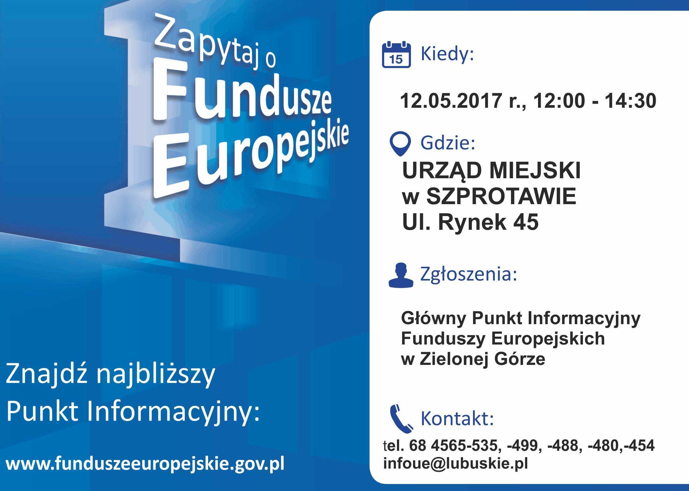 Ilustracja do informacji: MPI w Szprotawie