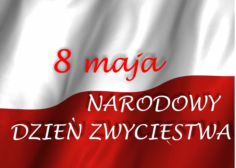 Ilustracja do informacji: 8 maja - Narodowy Dzień Zwycięstwa