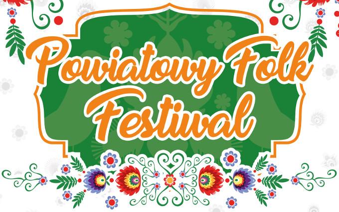 Ilustracja do informacji: Zgłoszenia na Powiatowy Folk Festiwal