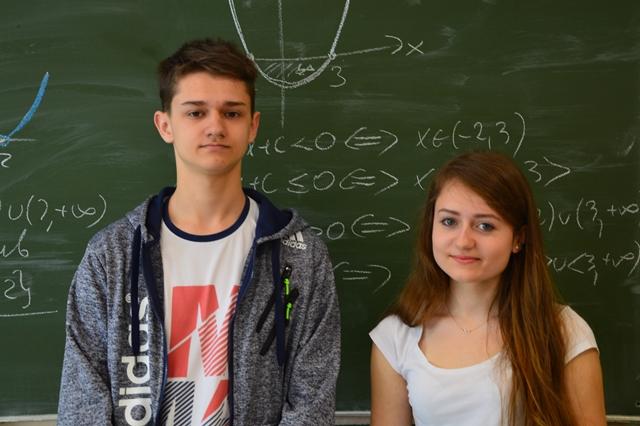 Ilustracja do informacji: MEGA matematycy