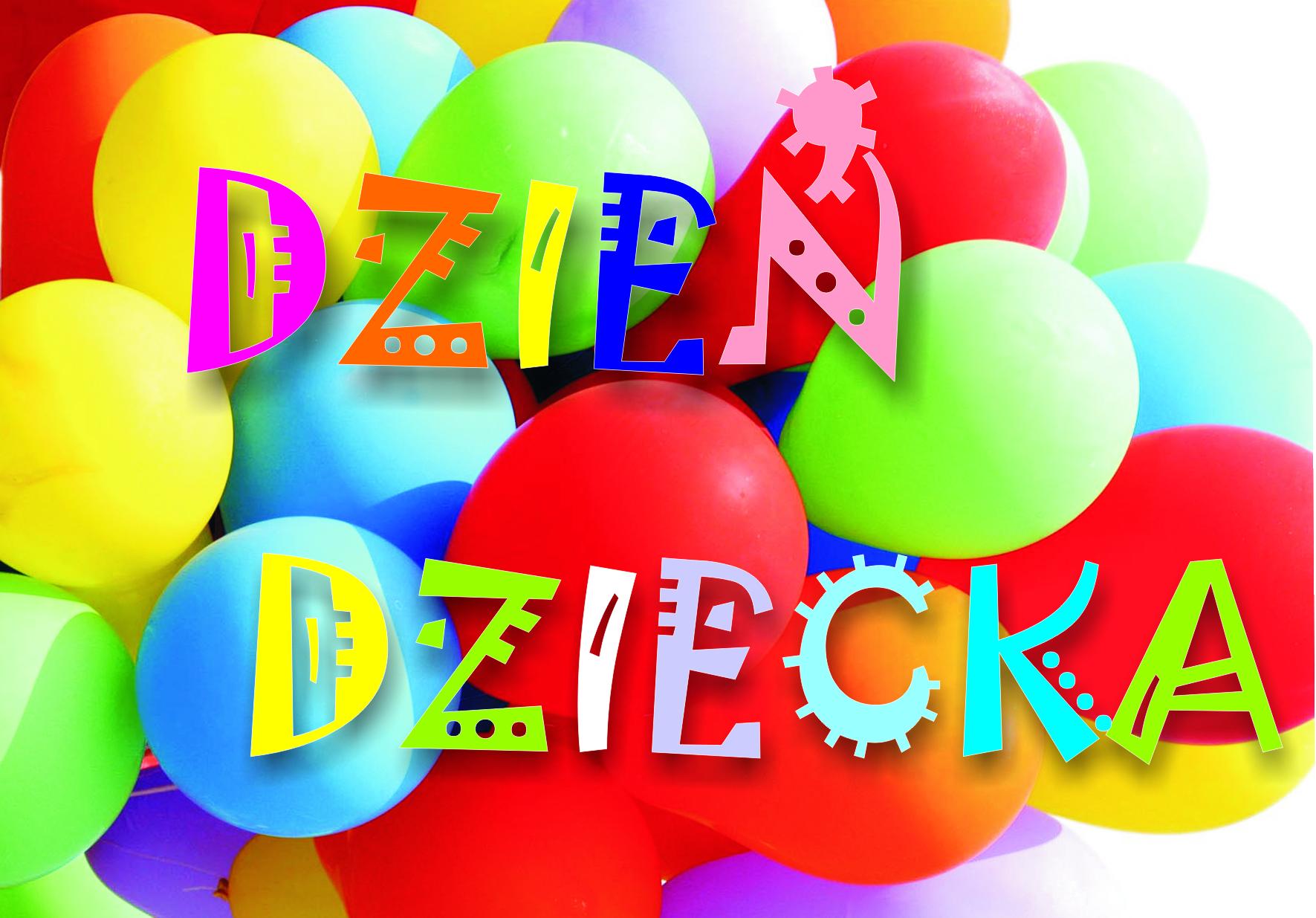 Ilustracja do informacji: Życzenia z okazji Dnia Dziecka