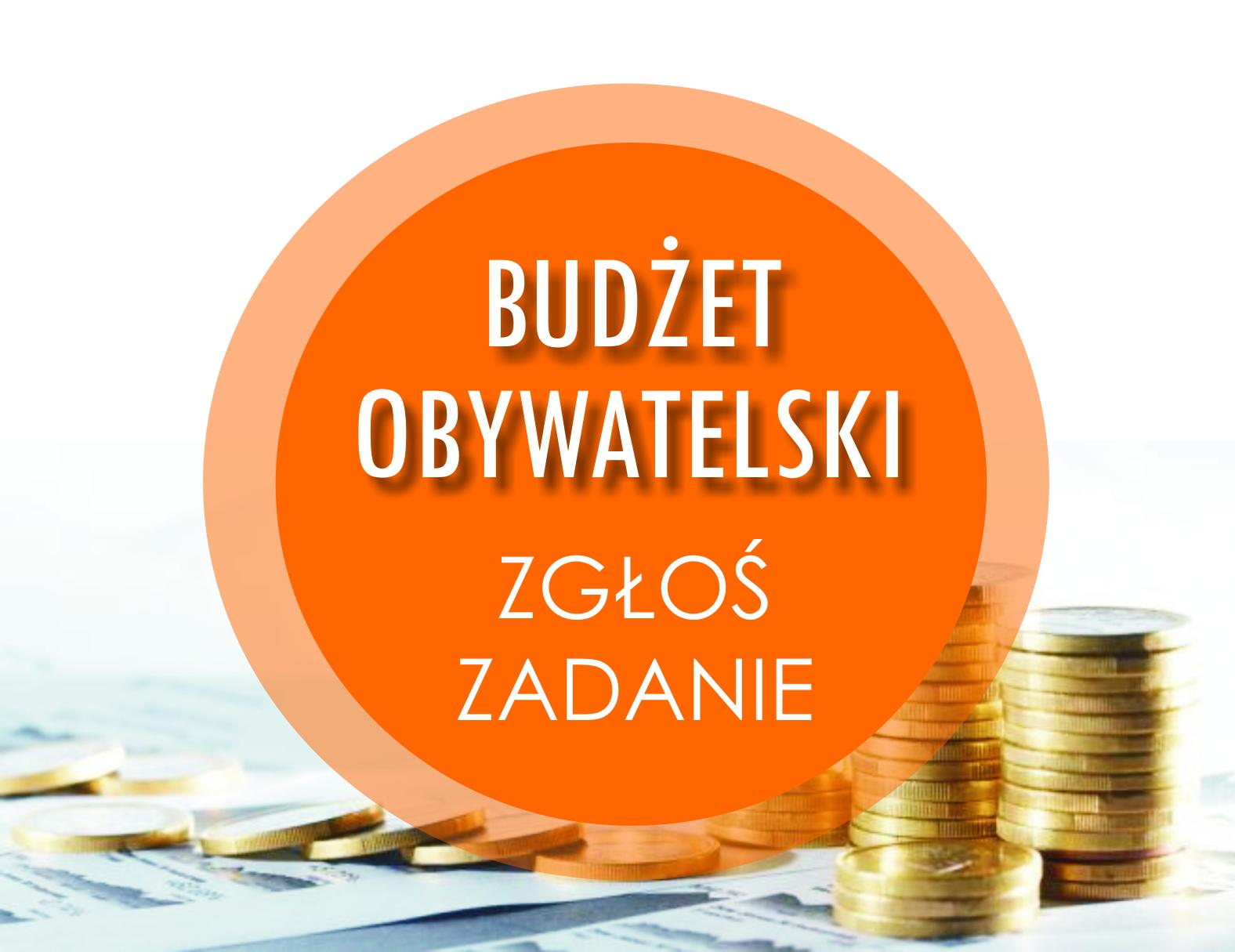 Ilustracja do informacji: Zgłoś zadanie do Budżetu Obywatelskiego