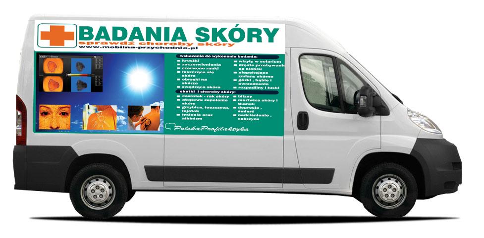 Ilustracja do informacji: Skontroluj swoje znamiona - akcja bezpłatnych badań dermatologicznych w Szprotawie
