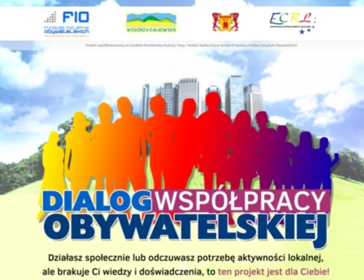 """Ilustracja do informacji: Nabór do projektu """"Dialog Współpracy Obywatelskiej"""""""