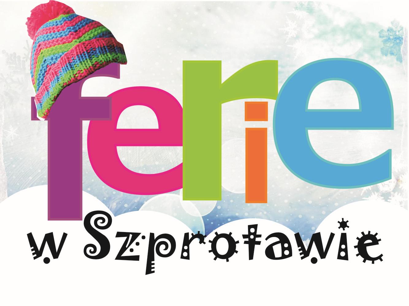 Ilustracja do informacji: Ferie w Szprotawie