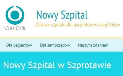 Ilustracja do informacji: Szprotawski szpital wygrał konkurs!