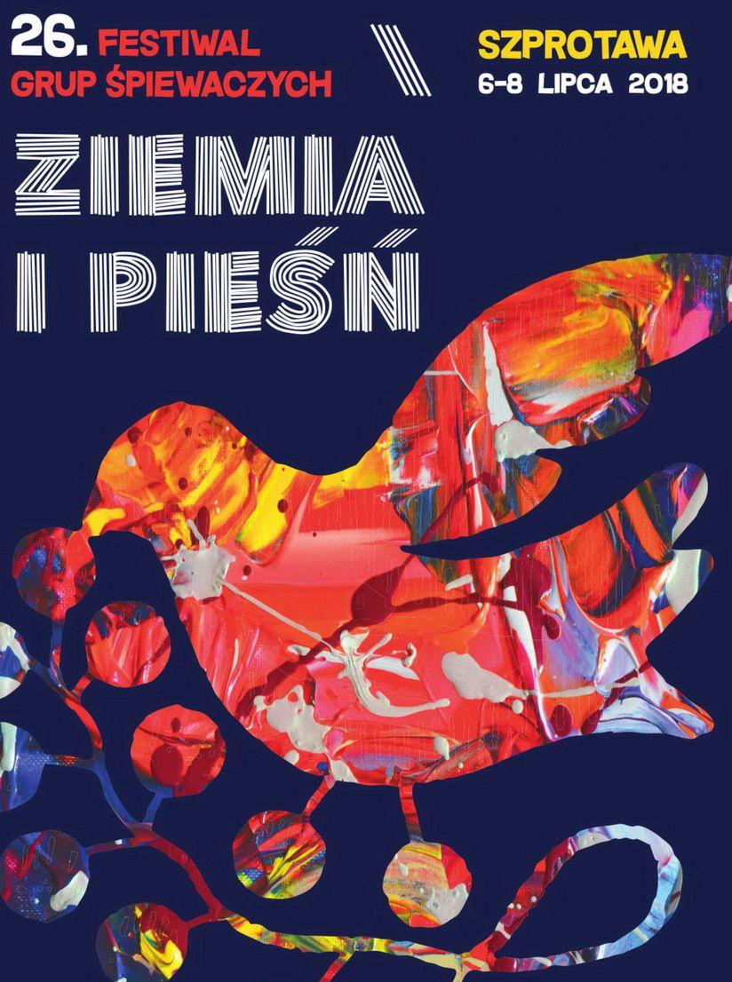 """Ilustracja do informacji: 26. Festiwal """"Ziemia i Pieśń"""" już wkrótce!"""