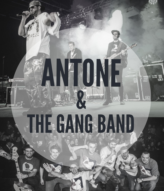 """Ilustracja do informacji: Święto Gminy z """"Antone & The Gang Band"""""""