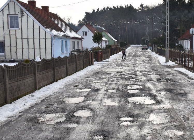 Ilustracja do informacji: Ulica Kasprzaka do remontu