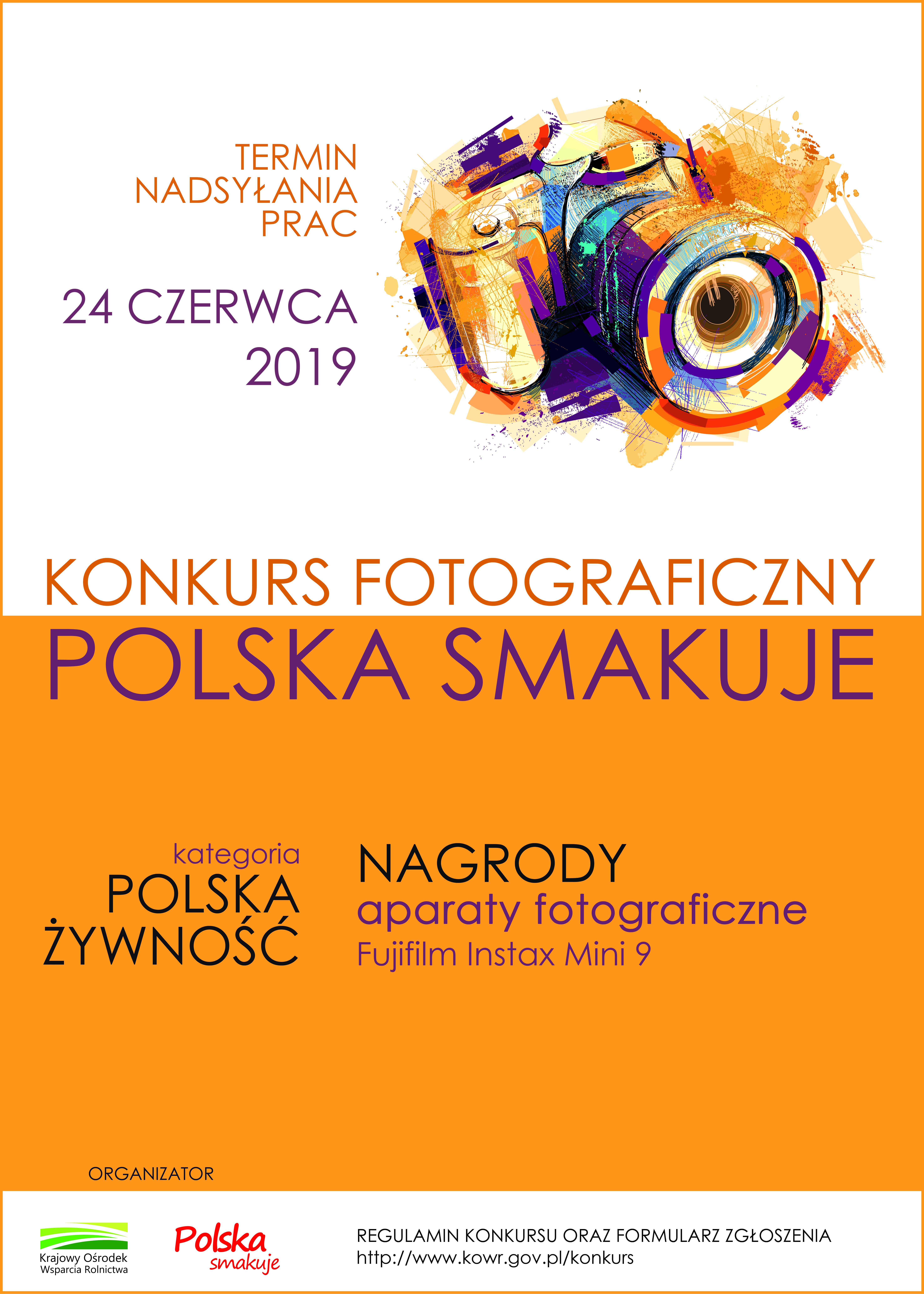 Ilustracja do informacji: Polska smakuje