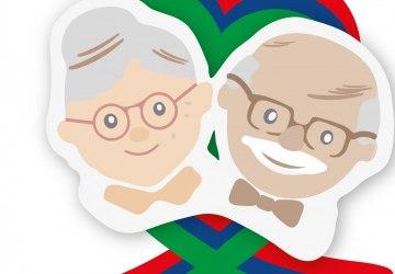 Ilustracja do informacji: Nie bądźmy obojętni na ludzi starszych i samotnych!