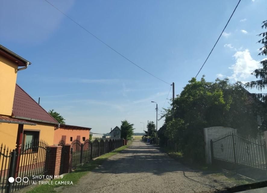 Ilustracja do informacji: Odwodnienie drogi w Henrykowie