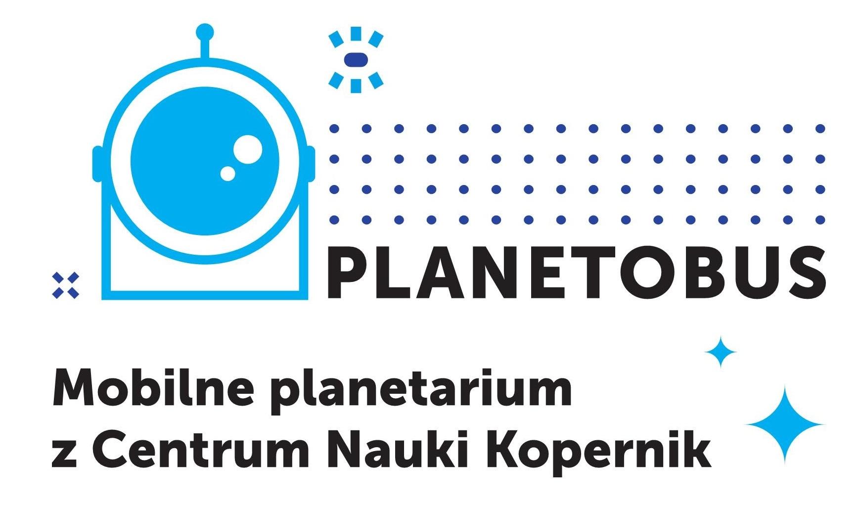 Ilustracja do informacji: Planetobus w SP1 – niebo w zasięgu ręki!