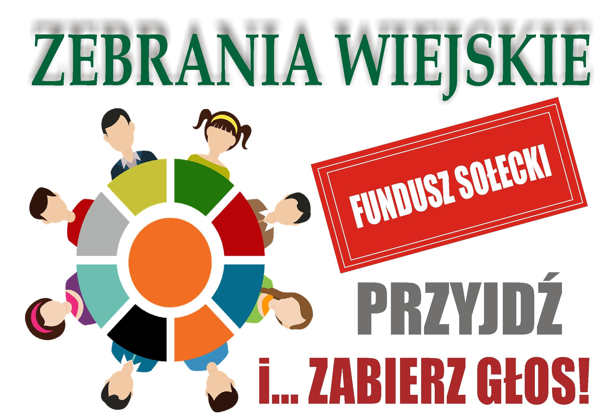 Ilustracja do informacji: Podział Funduszu Sołeckiego