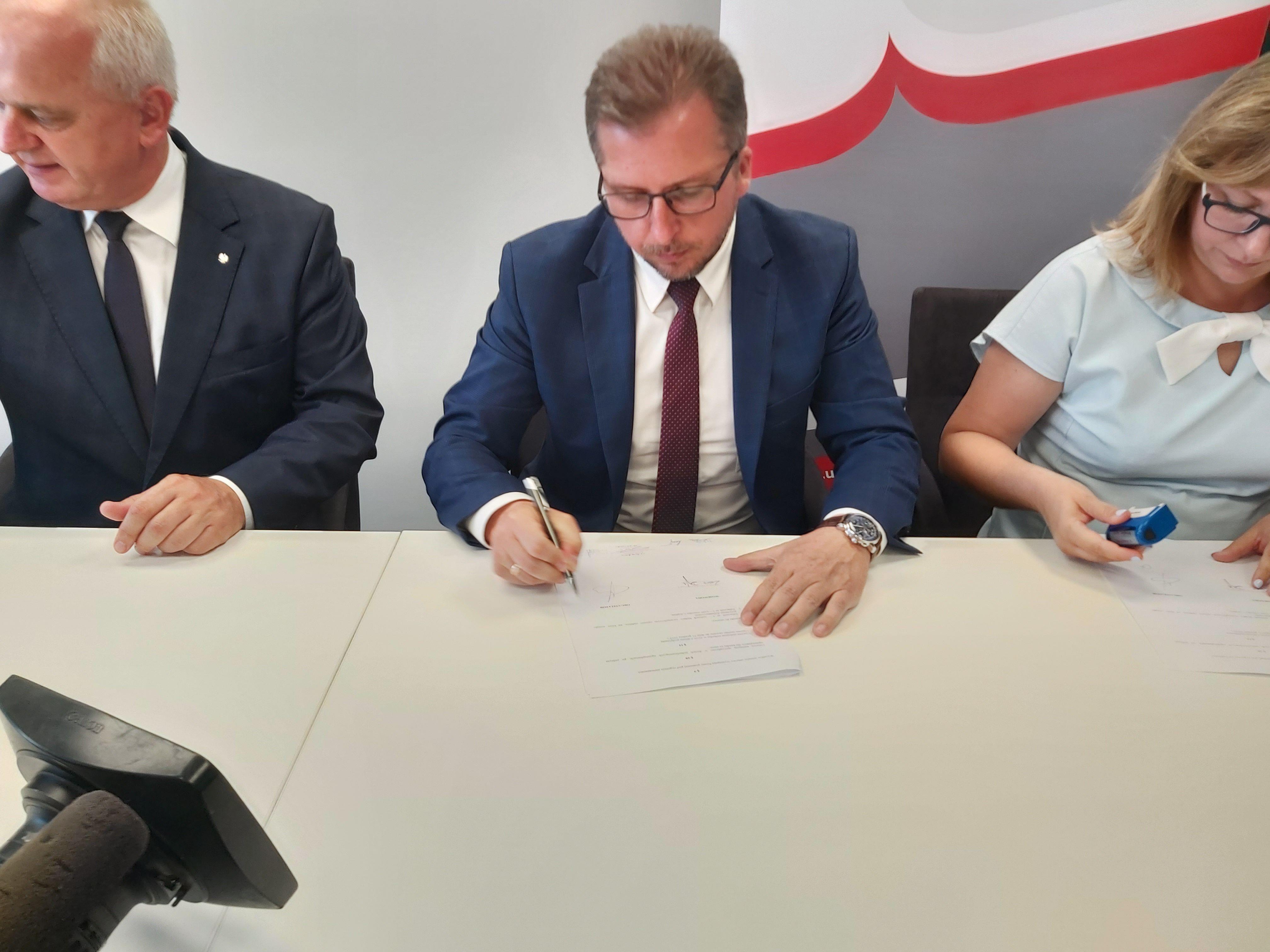Ilustracja do informacji: Szprotawa wraca na komunikacyjną mapę Polski