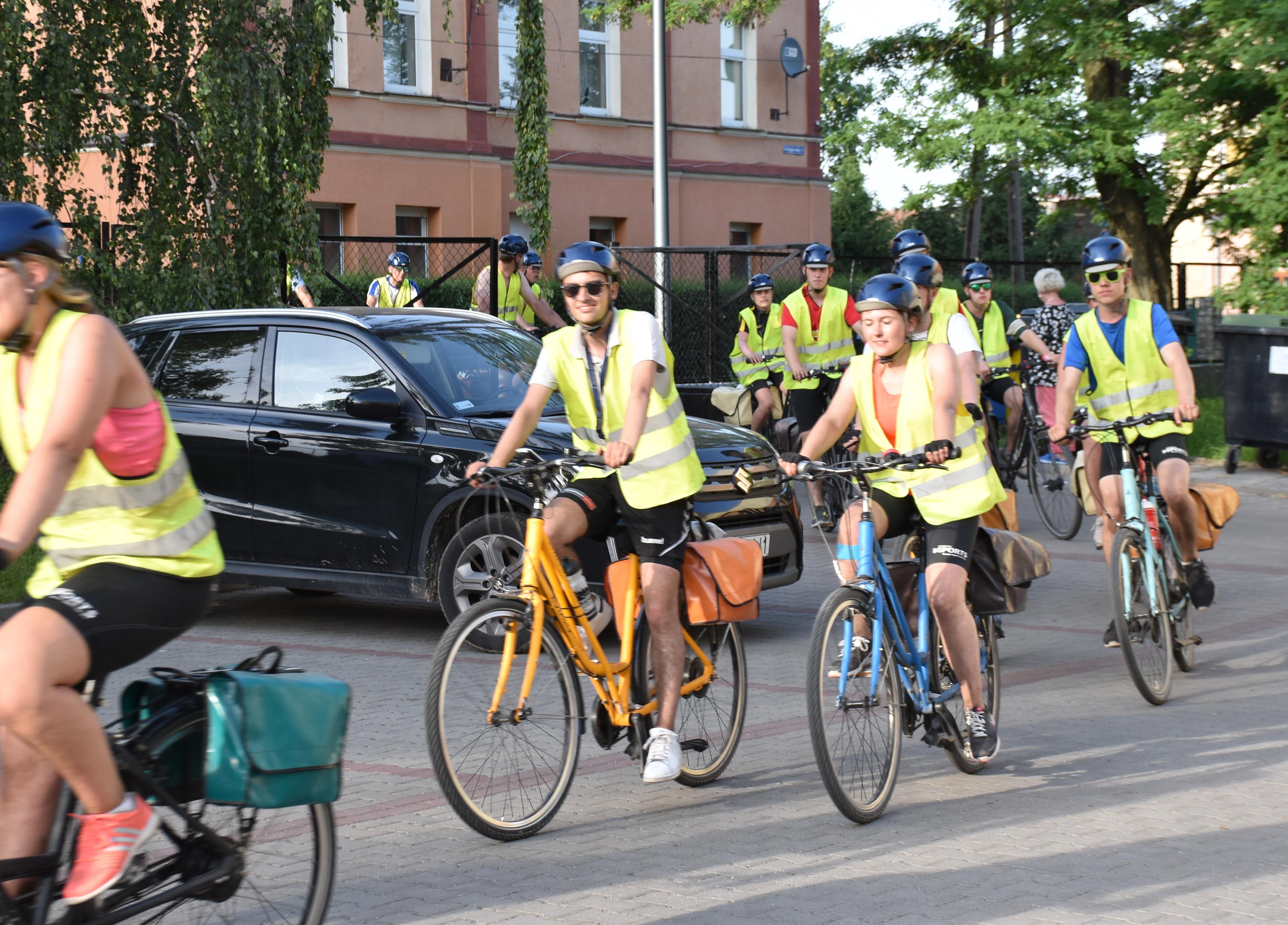 Ilustracja do informacji: Szprotawski plan dla rozwoju komunikacji rowerowej