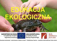 Baner: Edukacja ekologiczna - projekt