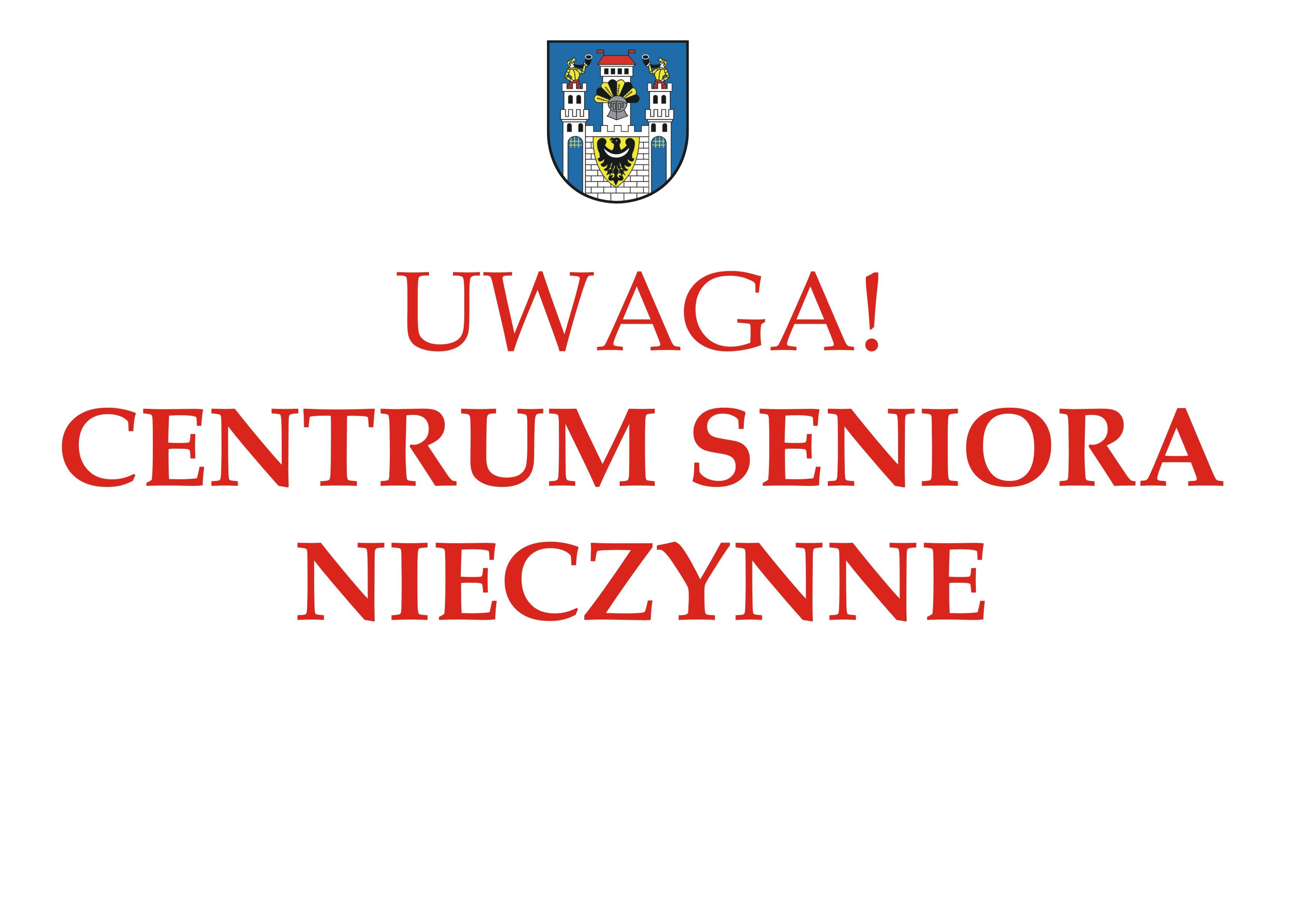Ilustracja do informacji: Szanowni Seniorzy Gminy Szprotawa!