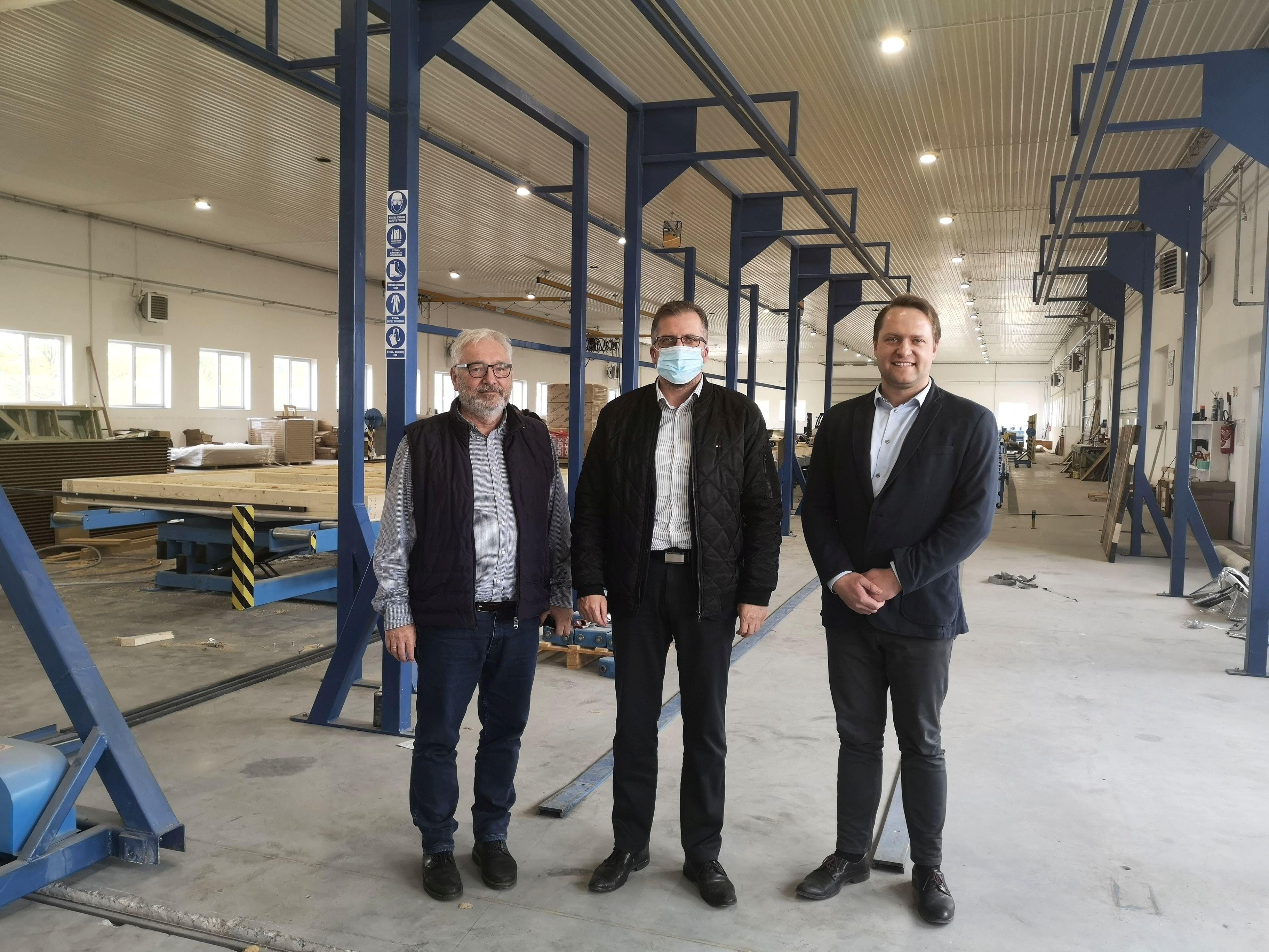 Ilustracja do informacji: Szprotawscy przedsiębiorcy przyciągają nowych inwestorów