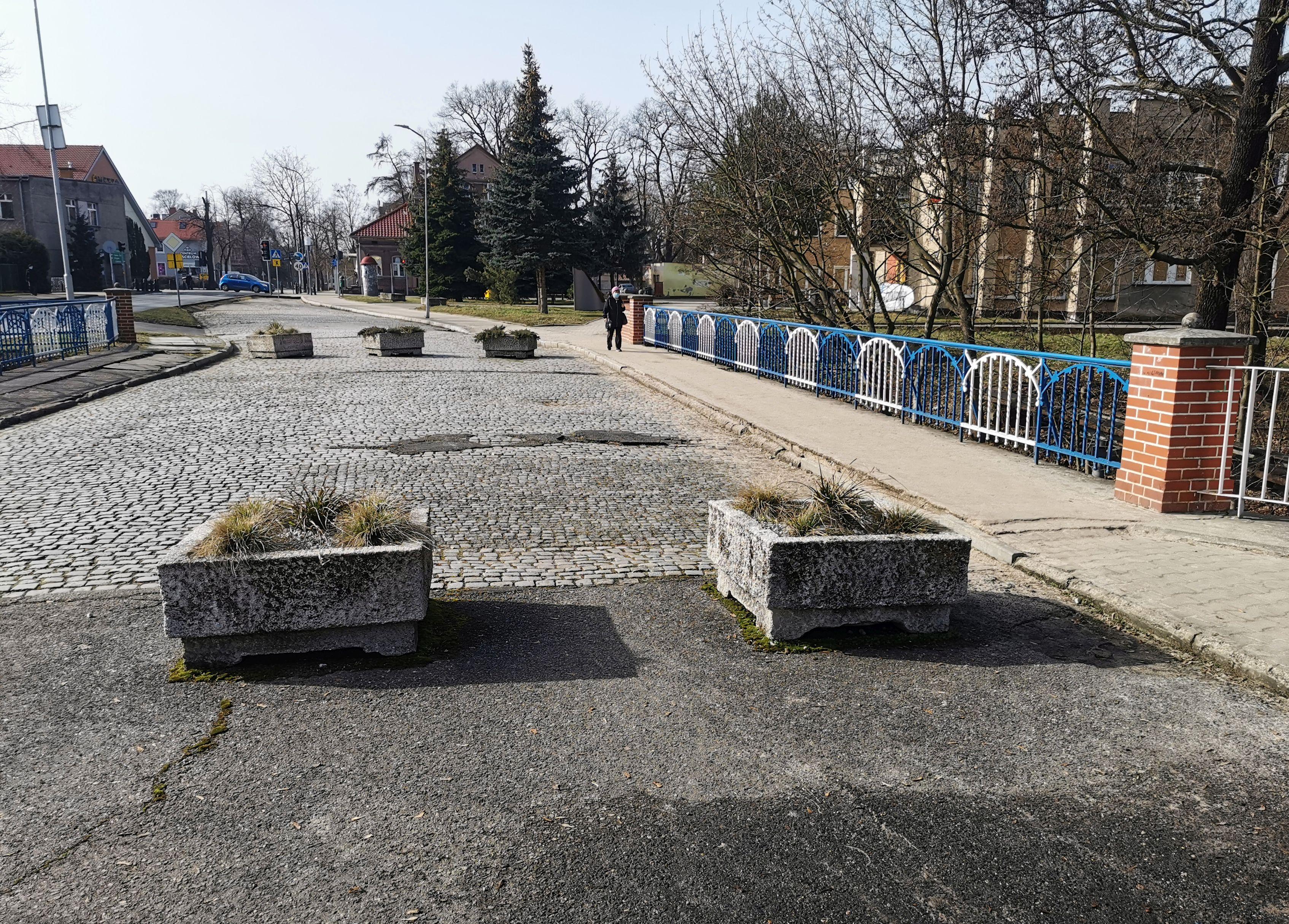 Ilustracja do informacji: Stary most przy Mickiewicza zostanie zamknięty!