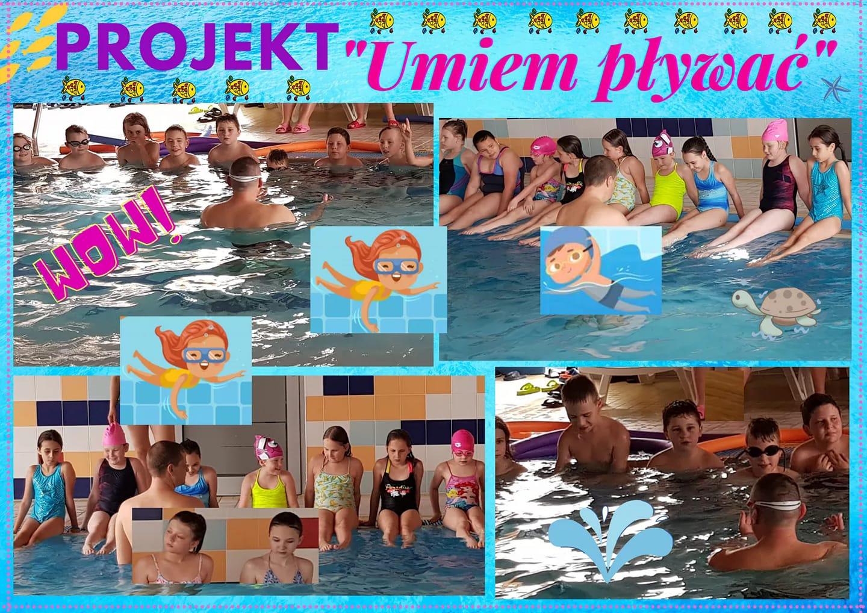 Ilustracja do informacji:  Nauka pływania dla uczniów szprotawskich podstawówek!