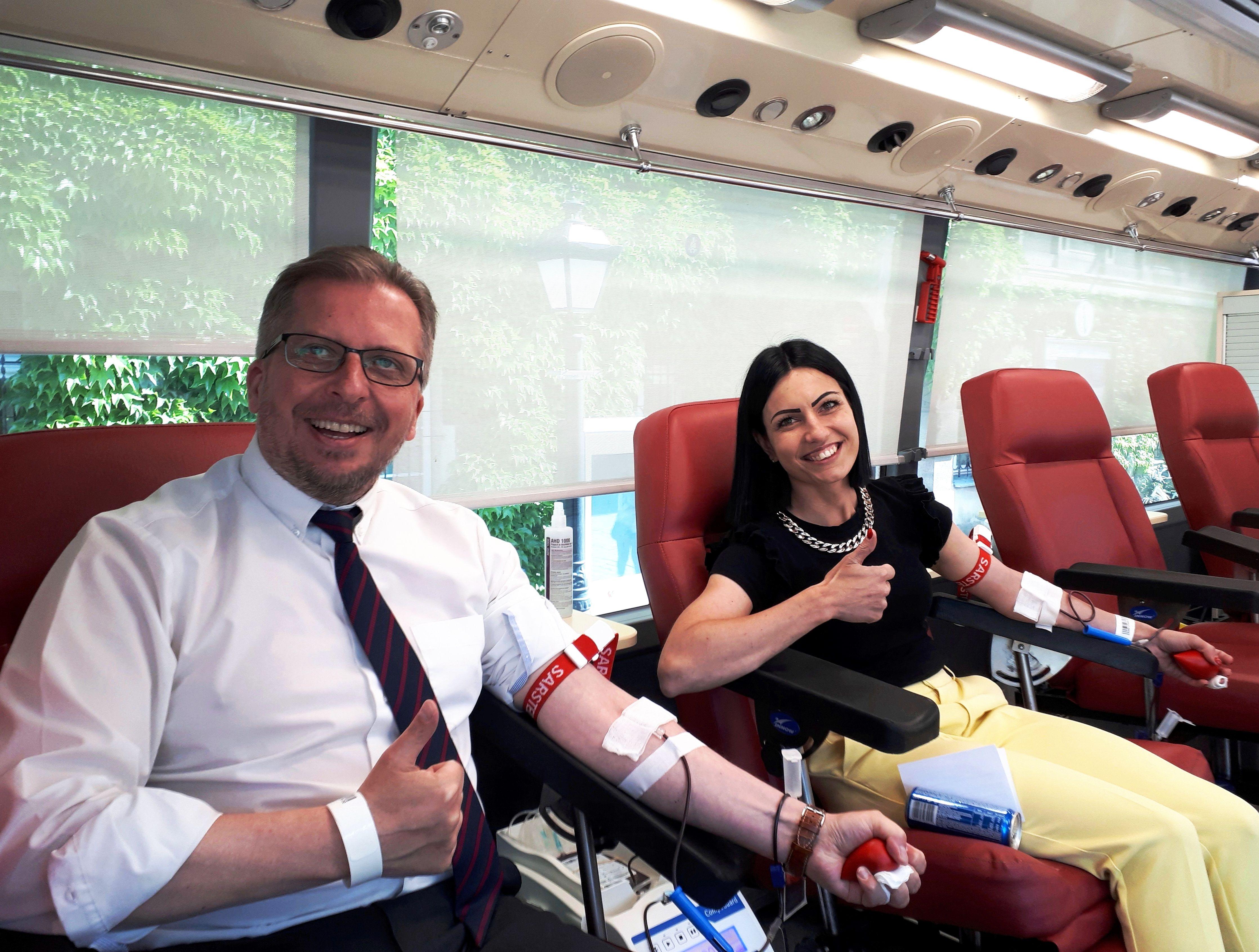 Ilustracja do informacji: Dziękujemy wszystkim krwiodawcom!