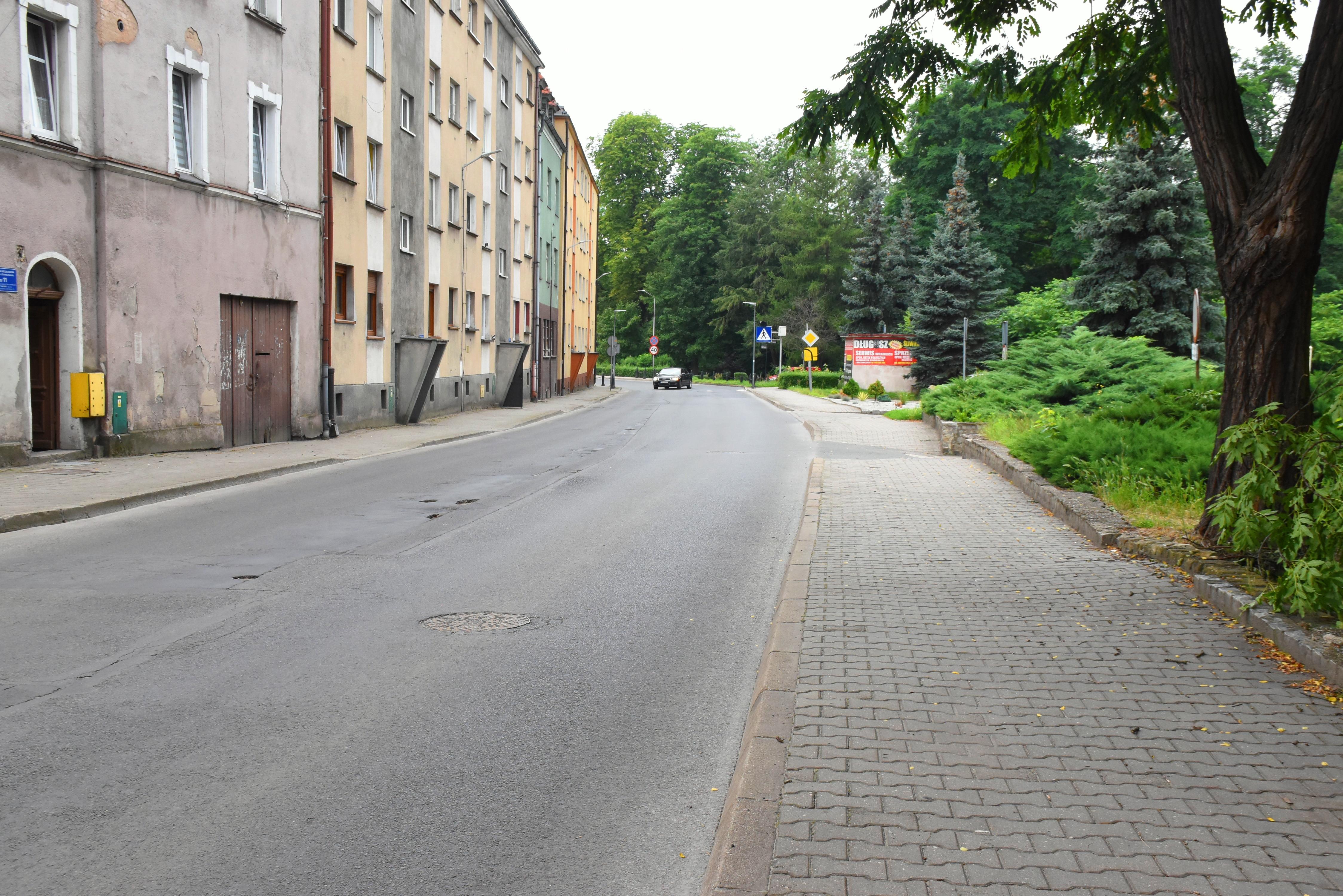 Ilustracja do informacji: Utrudnienia w ruchu kołowym w Szprotawie!