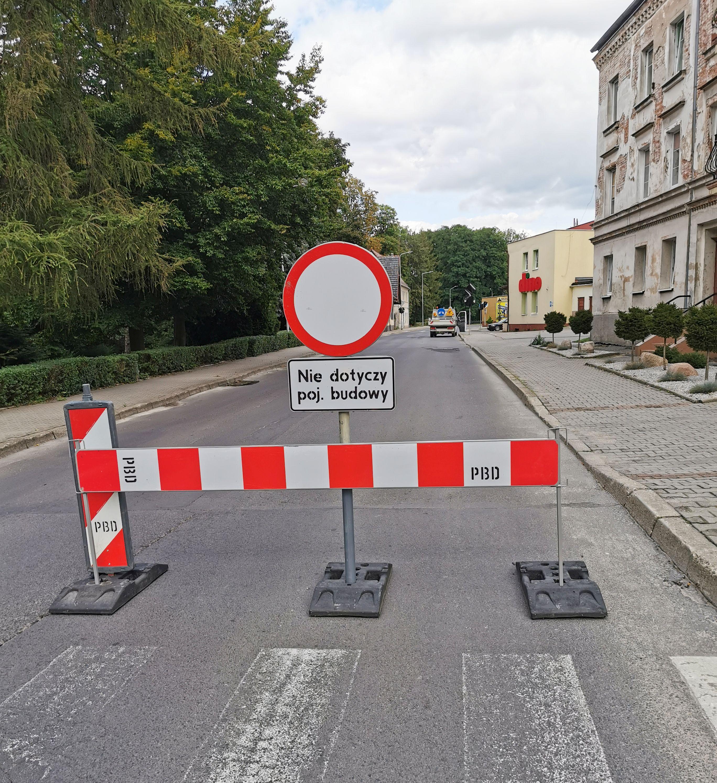 Ilustracja do informacji: Od dzisiaj nieczynna Bronka Kozaka i Basztowa!