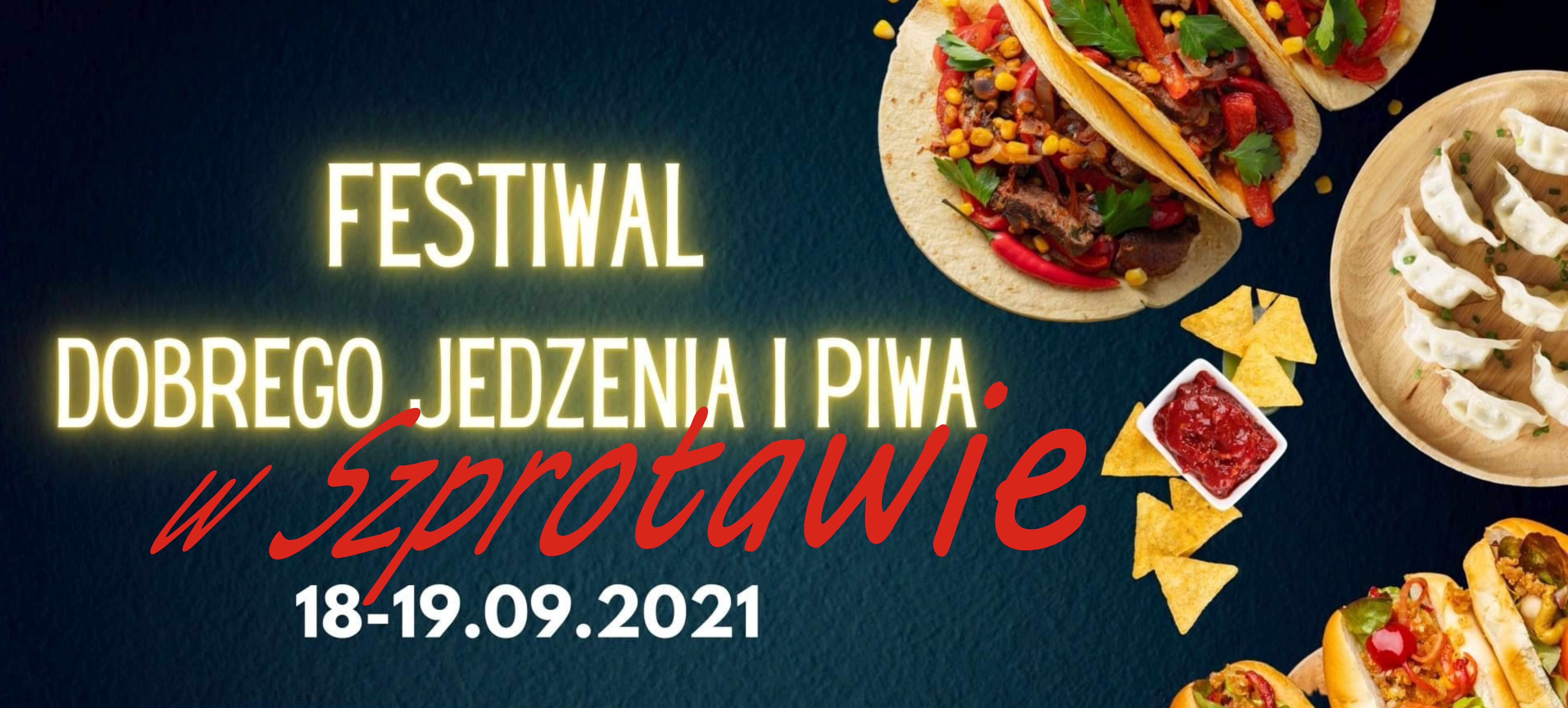 Ilustracja do informacji: Festiwalowe smaki