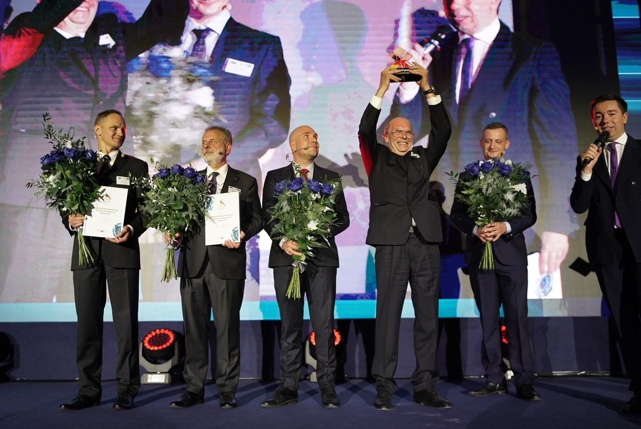 Ilustracja do informacji: Szprotawski Anmet z międzynarodową nagrodą!