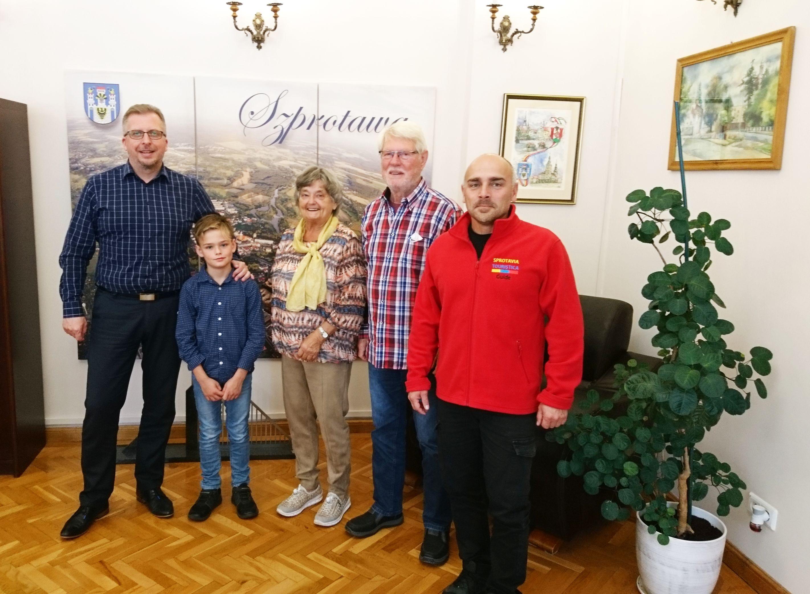 Ilustracja do informacji: Najmłodsze pokolenie umacnia polsko- niemiecką współpracę