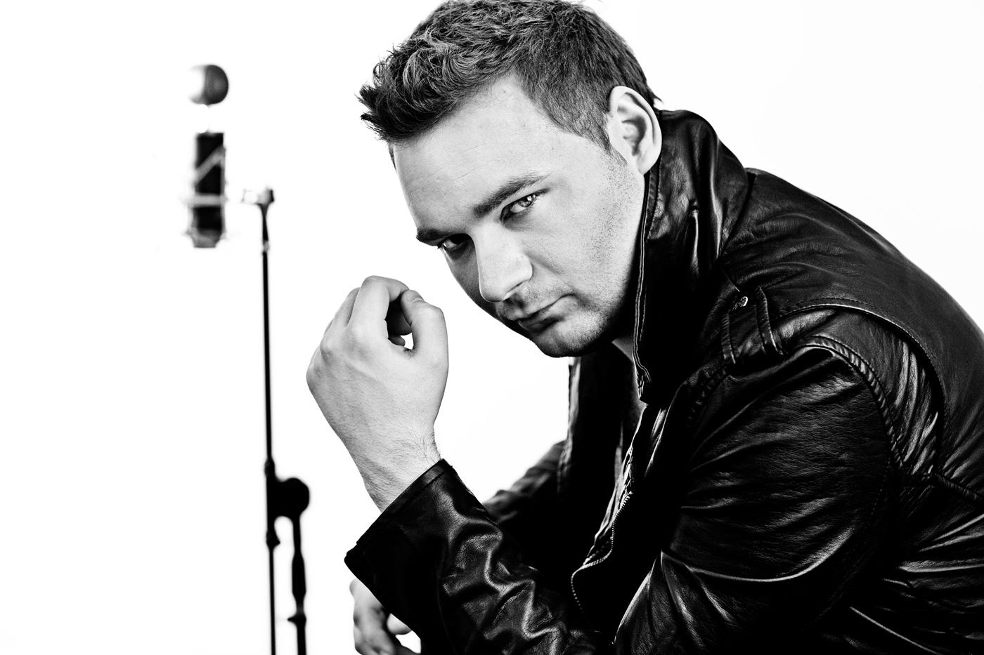 Ilustracja do informacji: Koncert Mariusza Wawrzyńczyka