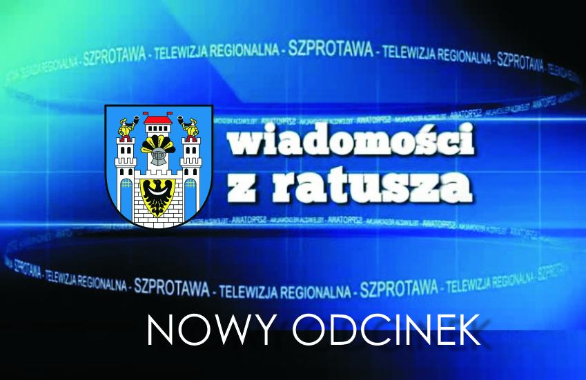 Ilustracja do informacji: Nowy odcinek Wiadomości z Ratusza