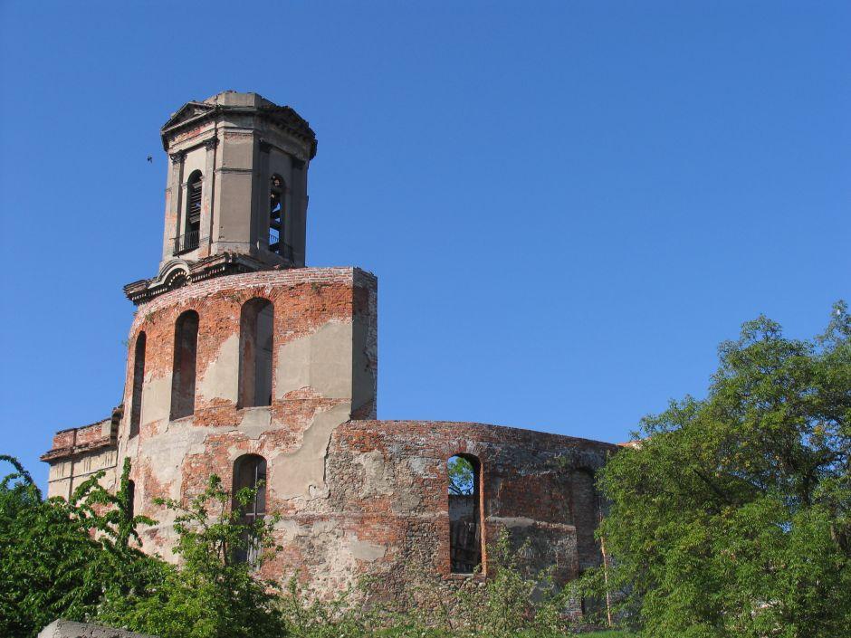 Zdjęcie obiektu turystycznego: Kościół p.w. Bożego Miłosierdzia