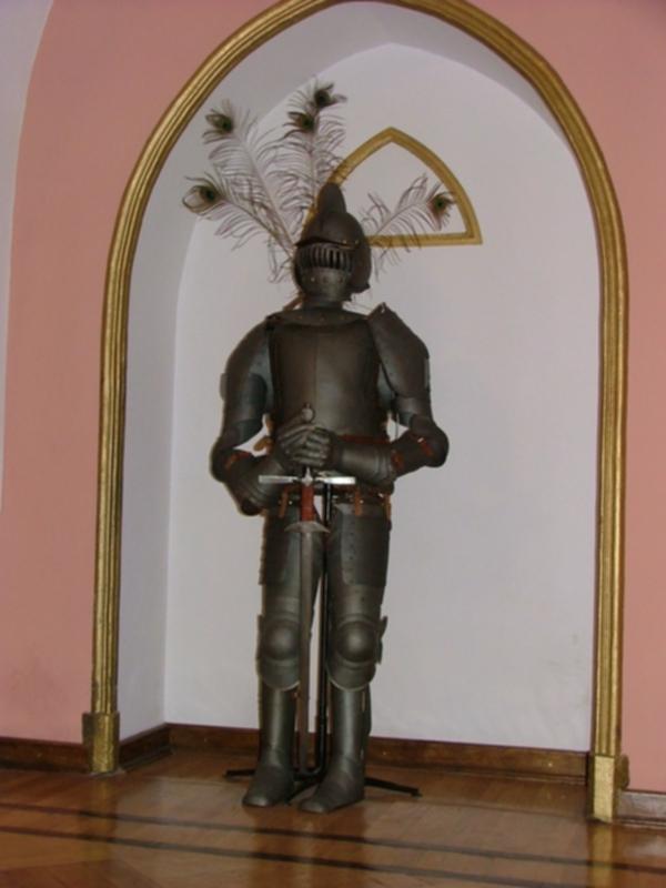 Miniatura zdjęcia: Zbroja Sala Rycerska