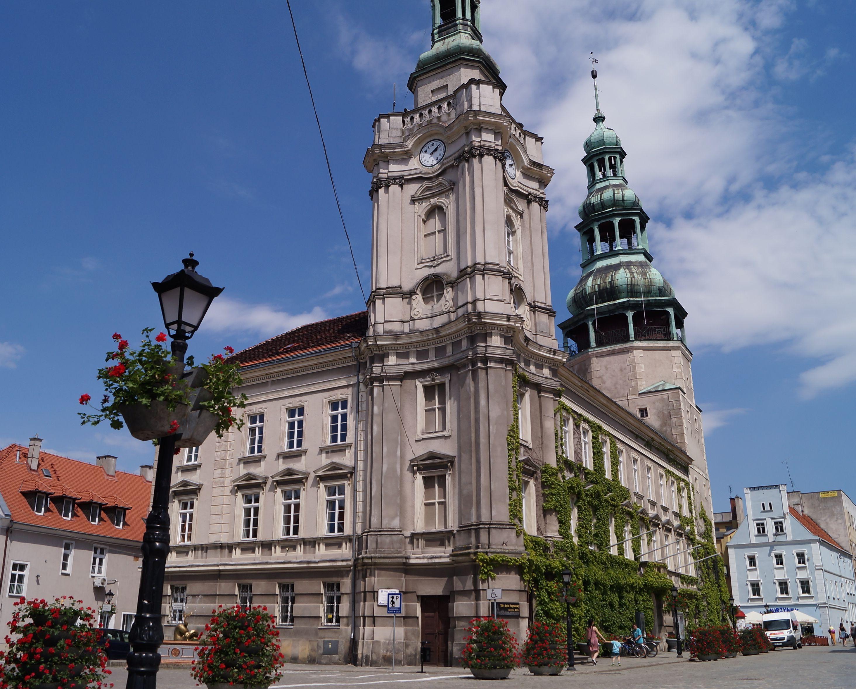Zdjęcie obiektu turystycznego: Ratusz w Szprotawie