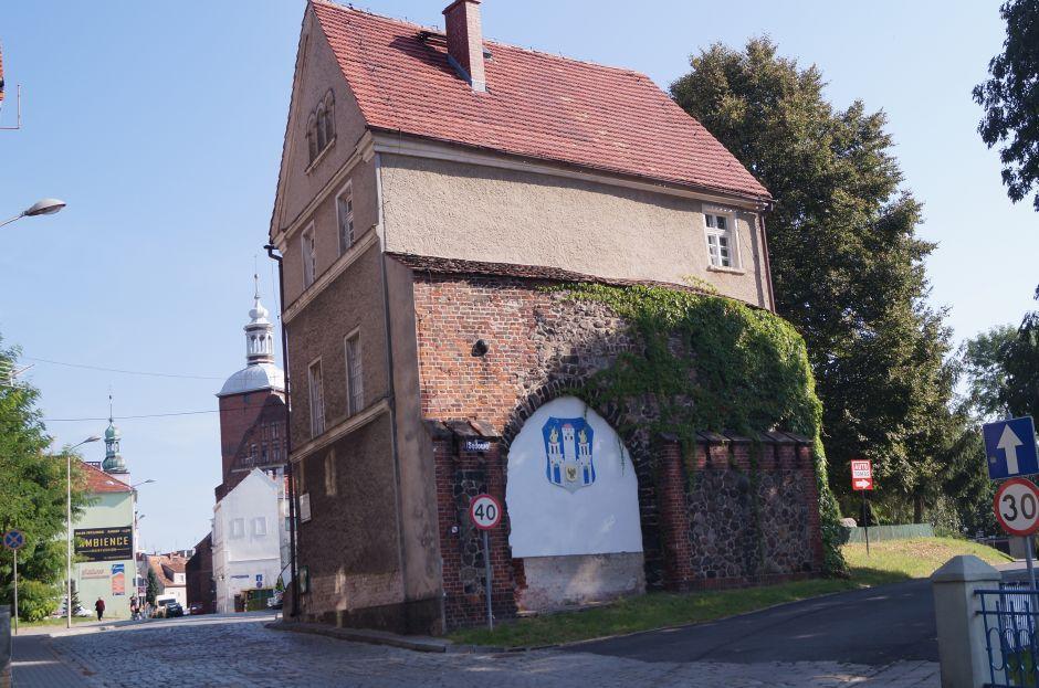 Zdjęcie obiektu turystycznego: Brama Żagańska