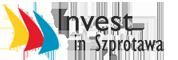 Logo: Invest in Szprotawa